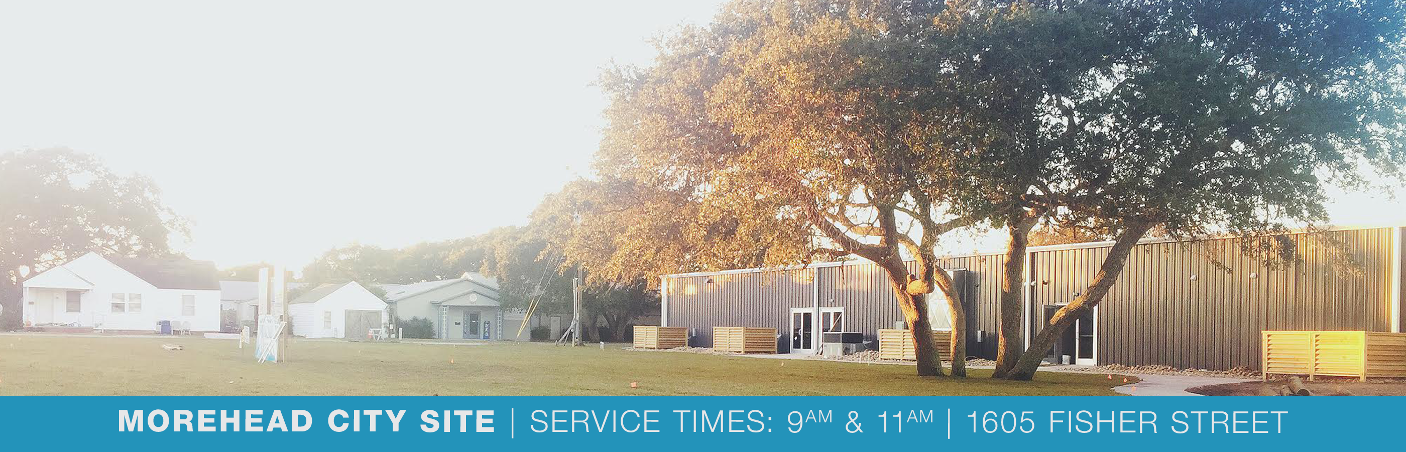 Morehead City Church Header Picture